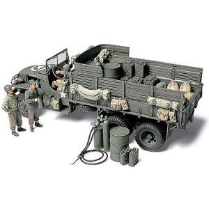 Accessori per veicoli alleati – Set miniature militare TAMIYA_0002_Layer 3
