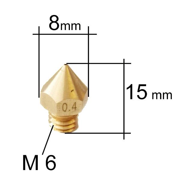 Nozzle Mk 8 Ugello