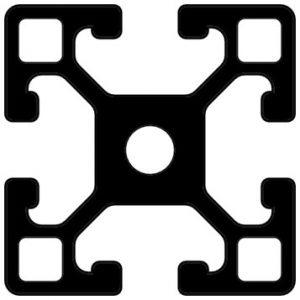 Profilo alluminio 40x40 per telaio stampante 3D o CNC