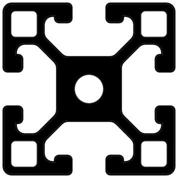 profili alluminio 40×40