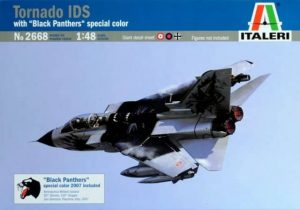 "Tornado Italeri IDS colore ""black panthers"""