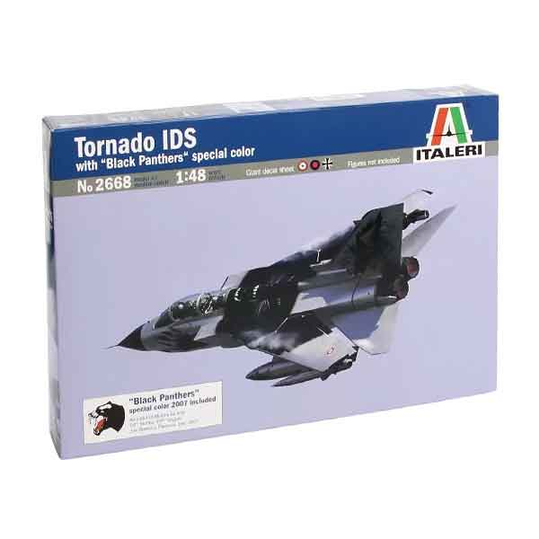 "Tornado Italeri IDS colore ""black panthers"""