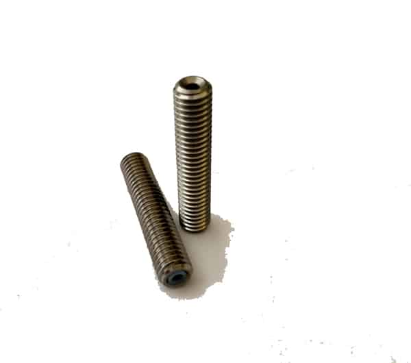 gola estrusore mk8 da 1.75mm per filamento