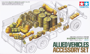 military-miniatures-allies-vehicles-accessory-set-1