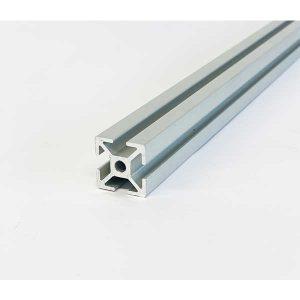 profili alluminio 20x20 4 cave per stampanti 3D e CNC
