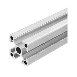 profilo alluminio 30x30 4 cave stampanti 3D e CNC