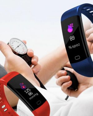 smartwatch cardio 4