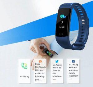 smartwatch cardio 7