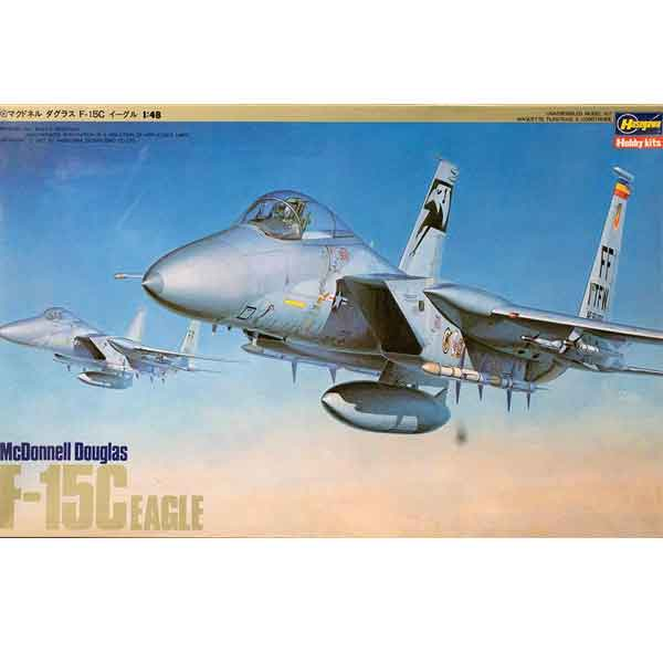 F15 EAGLE Hasegawa Scala 1:48