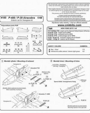 dettagli esterni p400-p39