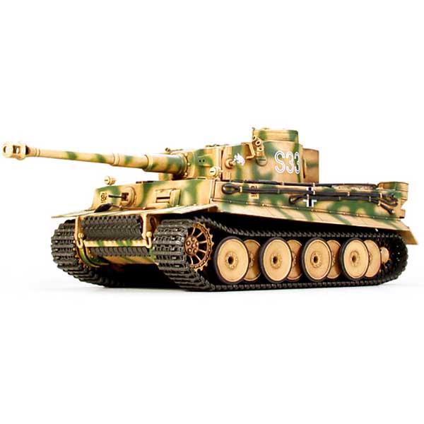 German Tiger I 1-48