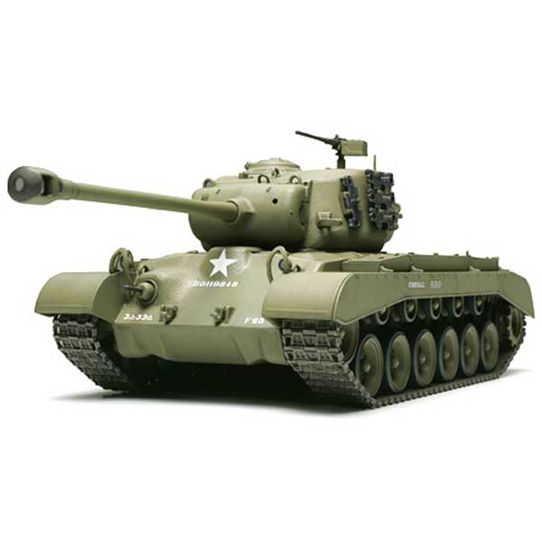 M26 Pershing 1-35 – Carro armato americano medio 1