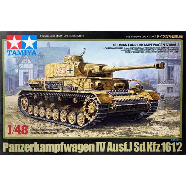 Tamiya Panzer IV 1-48