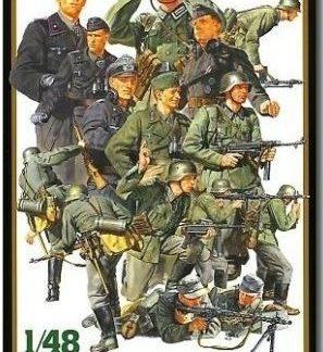 fanteria tedesca