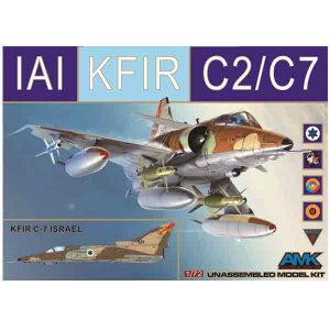 fotoincisioni IAI Kfir C7