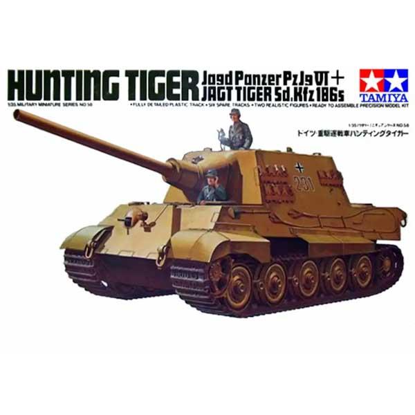 hunting tiger tamiya