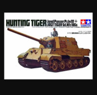 Hunting tiger 1/35 Tamiya 35058