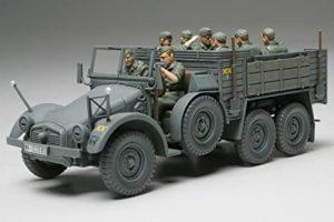 Krupp protze 6x4 Tamiya scala 1/48