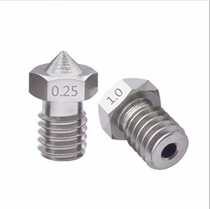 nozzle acciaio inox