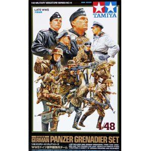 panzer grenadier tamiya 1-48