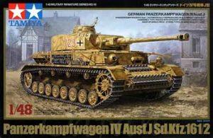 Tamiya Panzer IV 1/48