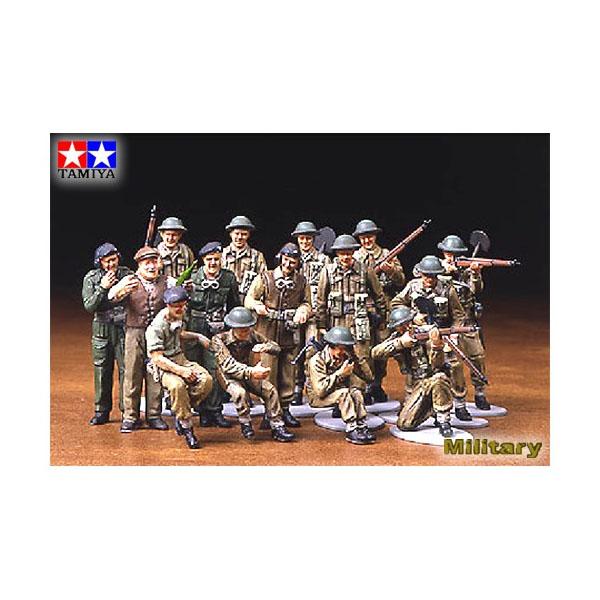 wwii british infantry tamiya 1-48 2