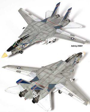 F 14 Tomcat Academy Scala 1 48