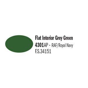 colore italeri 4301ap verde grigio opaco