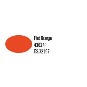 colore italeri 4302 ap arancione opaco