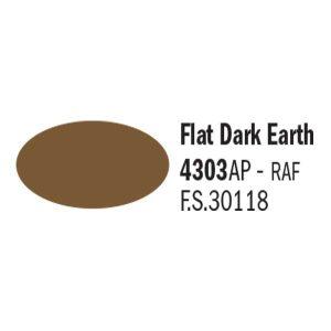 colore italeri 4303 ap terra scura opaco
