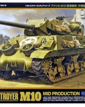 Tank M10