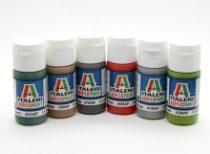 colori acrilici italeri