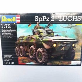 Spähpanzer 2 Luchs revell 03118 scala 1/72