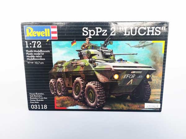 Spähpanzer-2-Luchs
