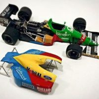 Benetton B188 Scala 1/20 tamiya