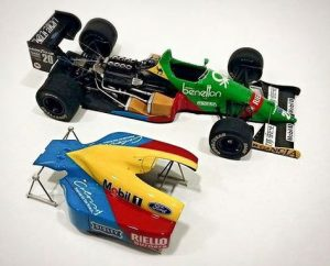 Benetton B188 Scala 1/20 tamiya