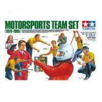 Set Meccanici pit stop tamiya 20063 scala 1/20