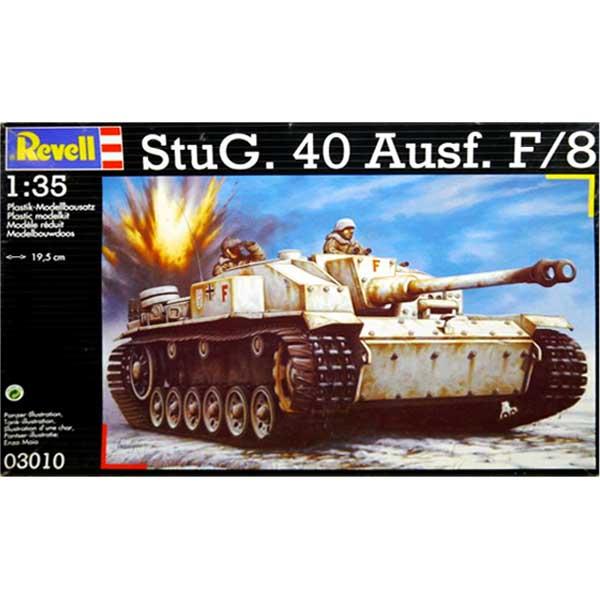 stug 40 ausf f-8 revell