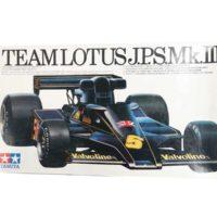 Team Lotus JPS Mk III Tamiya scala 1/20