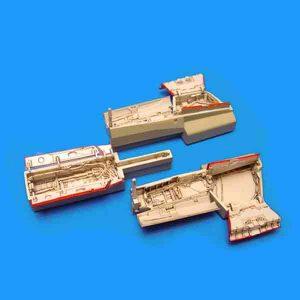 Aires 4132 Dettagli in resina F14 scala 1/48
