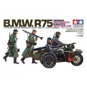 BMW R75 TAMIYA 1/35