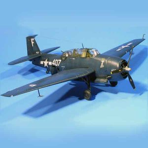 Decal TBM Avenger scala 1/72