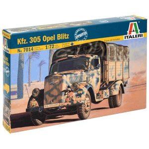 KFZ 305 OPEL 1-72
