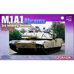 M1A1 ABRAMS Dragon1-72