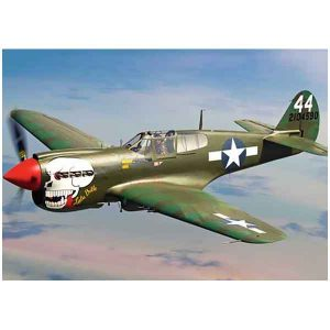 Decal P40 Curtiss scala 1/72