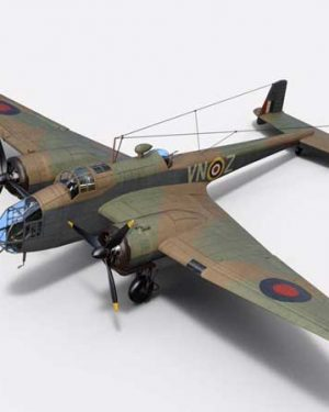 Decal Handley page scala 1/72