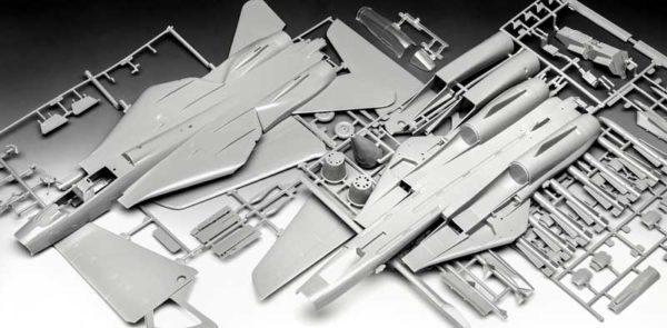 f14 a tomcat top gun scala 1/48 revell