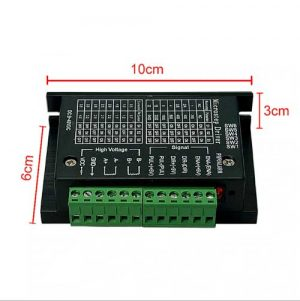 TB6600 Microstepper sriver control