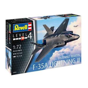 F-35A Lightning Revell Scala 1:72