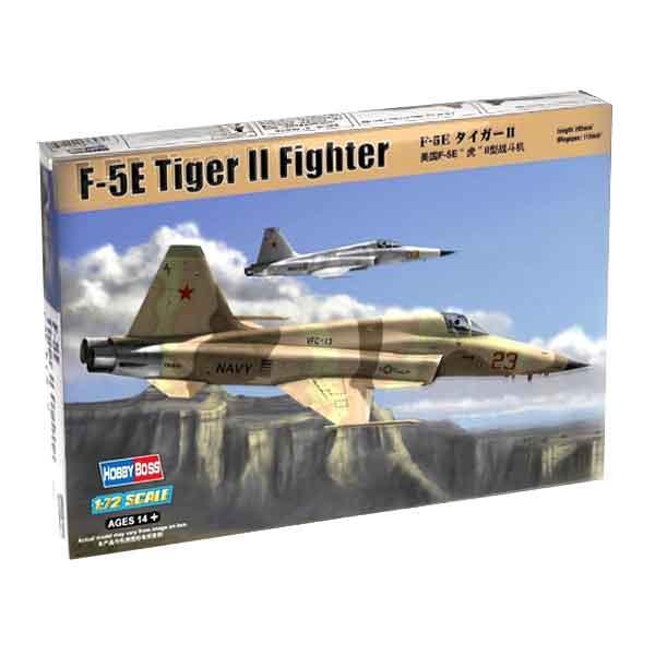 HOBBY BOSS F-5 TIGER II HOBBY BOSS SCALA 1:72